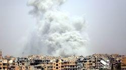 Bombardeos de la coalición matan a 29 civiles en Siria en 24