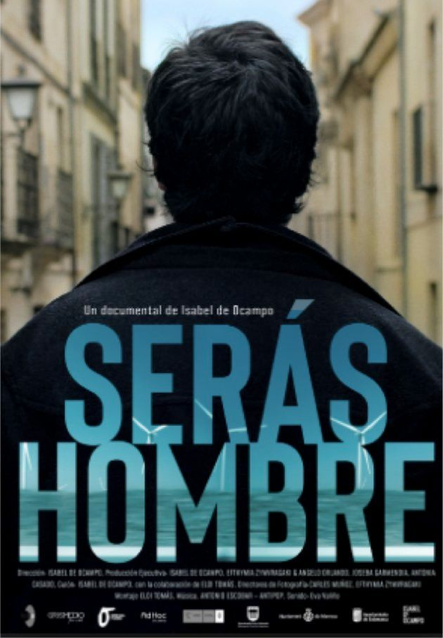 Cartel del documental 'Serás