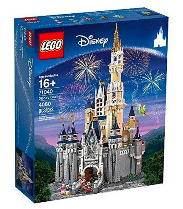 El puzle de Lego Disney que monta David