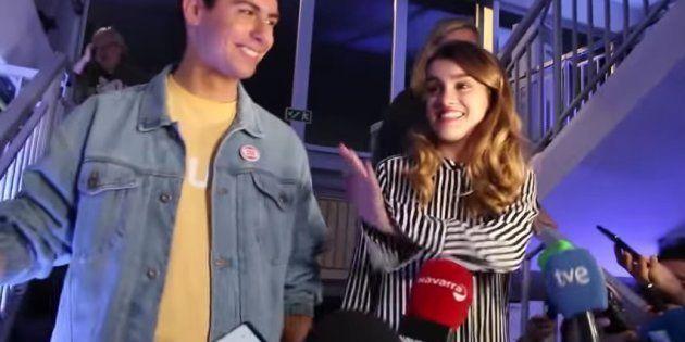 La sinceridad de Amaia al hablar de su posición en Eurovisión