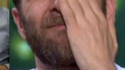 'Gonzo', al borde de las lágrimas en 'LaSexta