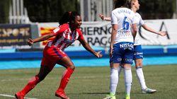 El Atlético de Madrid femenino, campeón de la Liga