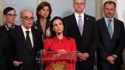 12 países americanos rechazan la Constituyente y denuncian una