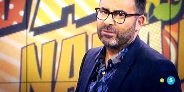 Jorge Javier Vázquez, presentador de