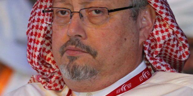 Imagen de archivo del periodista Jamal