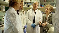Indignación con TVE por emitir un homenaje a la científica Margarita Salas a la 1.25 de la