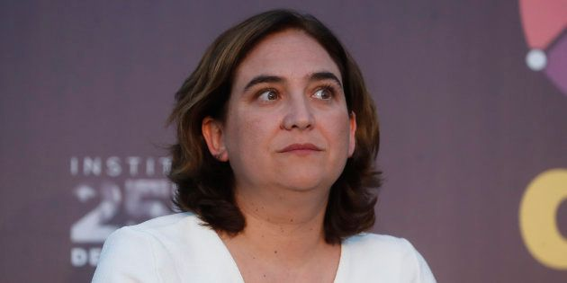 La alcaldesa de Barcelona, Ada