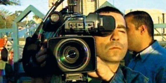 Jose Couso, cámara de televisión asesinado en la Guerra de