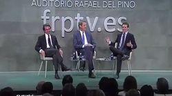 La incómoda pregunta de Aznar que ha dejado así a Pablo