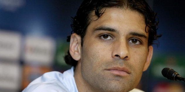 EEUU sanciona al ex del Barça Rafa Márquez por vínculos con un