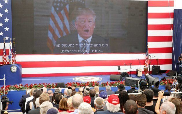 Trump pronuncia un discurso por