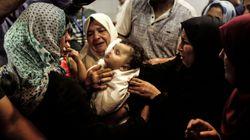 Laila, la bebé de ocho meses muerta a manos del Ejército