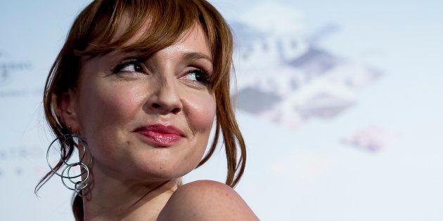 Cristina Castaño cambia de imagen para convertirse en Macarena en 'Toy