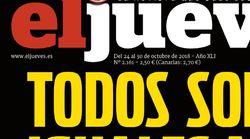 La portada de 'El Jueves' ya es viral por el 'hachazo' que le suelta a los bancos... y a los