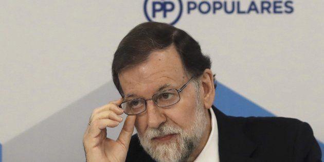 Rajoy, en una imagen de