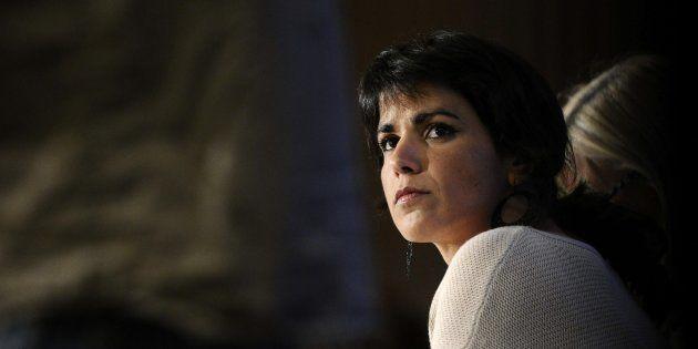 Teresa Rodríguez, en una imagen de archivo tomada en Sevilla en