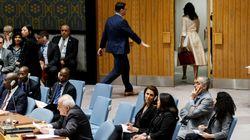EEUU bloquea en la ONU cualquier condena de la masacre de Israel en