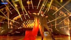 'Bailando con las estrellas' se estrena con dos caídas que provocan carcajadas a los