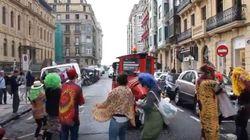Ernai protesta contra el turismo al ritmo de 'La