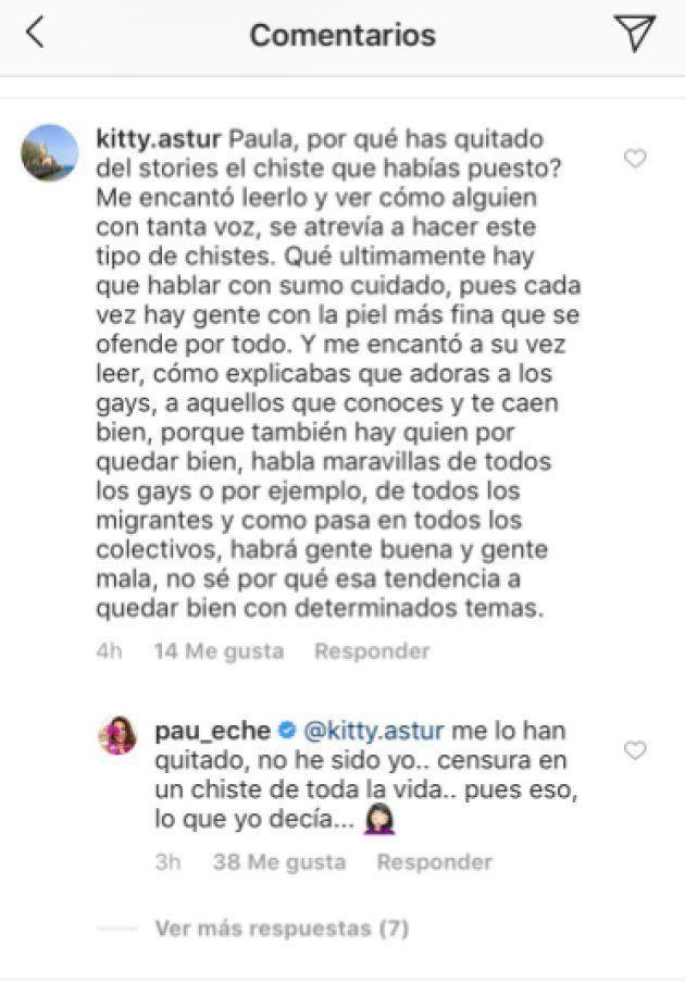 Instagram Paula