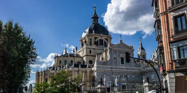 Catedral de la Almudena, en
