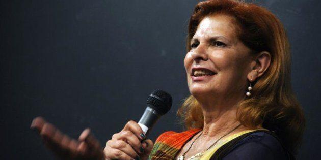 Fotografía de archivo de la exministra socialista de Cultura Carmen