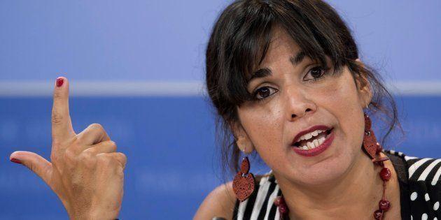 La aplaudida reflexión de Teresa Rodríguez sobre los gitanos y el