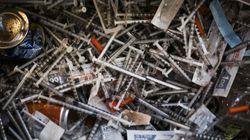 La adicción a los opiáceos en EEUU es una
