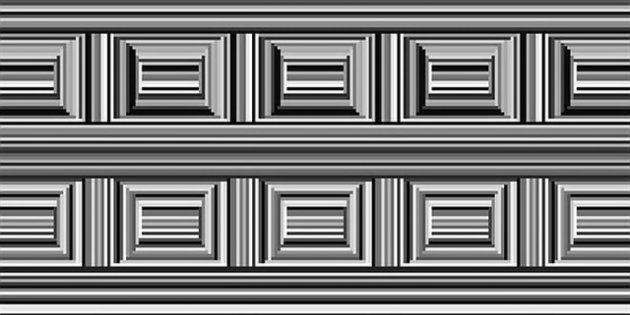 Prueba de agudeza visual: aquí hay 16 círculos, ¿eres capaz de