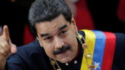 Maduro propone una ley con penas de hasta 25 años para castigar