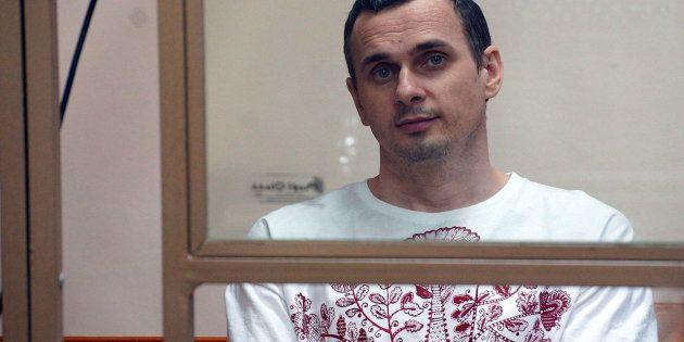 Oleg Sentsov, premio Sájarov