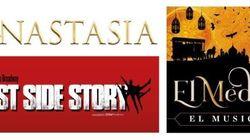 'Anastasia', 'El médico' o 'West Side Story', ¿cuál de los