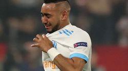 Este jugador del Marsella hace lo que nunca debe hacerse en una final y acaba fatal ante el Atlético de