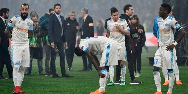 El comentado mensaje del Olympique de Marsella tras su derrota ante el Atleti en la final de Europa