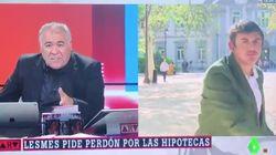La tremenda pillada en pleno directo a un reportero de 'Al Rojo Vivo'