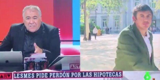 Ferreras y Alfonso Pérez Medina en 'Al Rojo