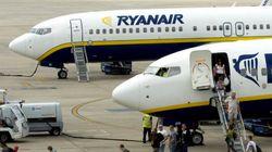 Ryanair lanza vuelos desde 14,99 euros para viajar entre septiembre y