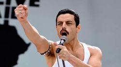 Críticas al tráiler de la película sobre Queen por ignorar la sexualidad de Freddie