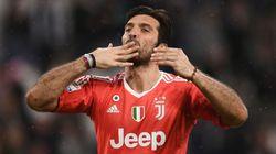 Buffon anuncia su adiós a la