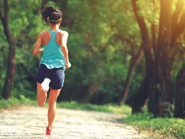 Despertarse y ponerse en movimiento es adictivo una vez que lo conviertes en