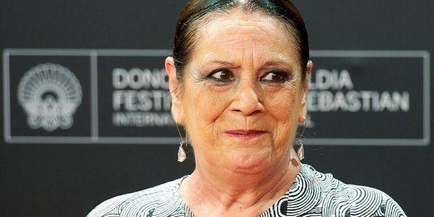 Muere la actriz Terele Pávez a los 78
