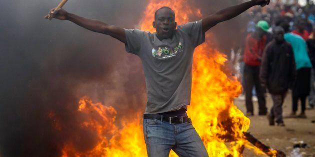 Varios muertos en Kenia en las protestas tras las