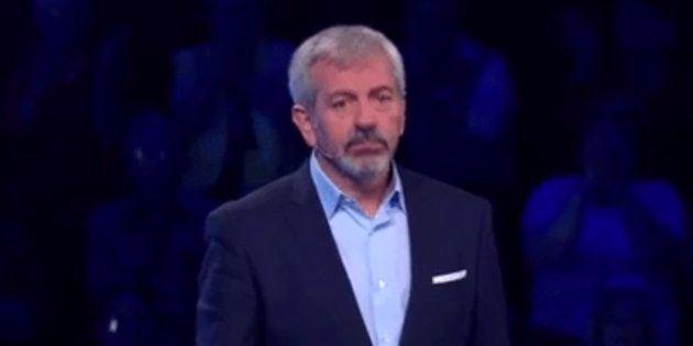 Carlos Sobera estalla contra los que insultan a los concursantes de su