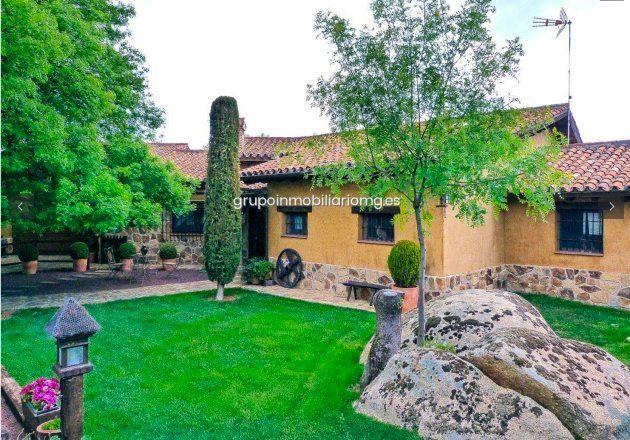 FOTOS- Así es la casa que han comprado Pablo Iglesias e Irene