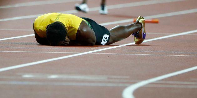 Bolt, en el momento de la