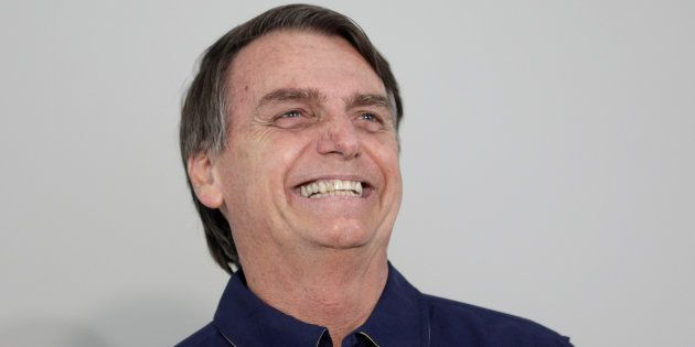 El día en que el ultraderechista Bolsonaro mostró más mesura que Donald