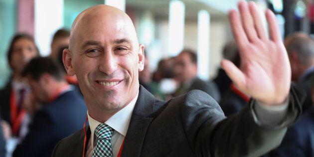 Luis Rubiales, elegido nuevo presidente de la Real Federación Española de
