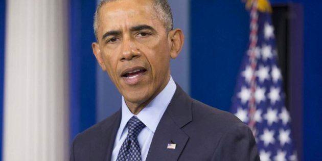 El aplaudido mensaje de Obama tras los incidentes de