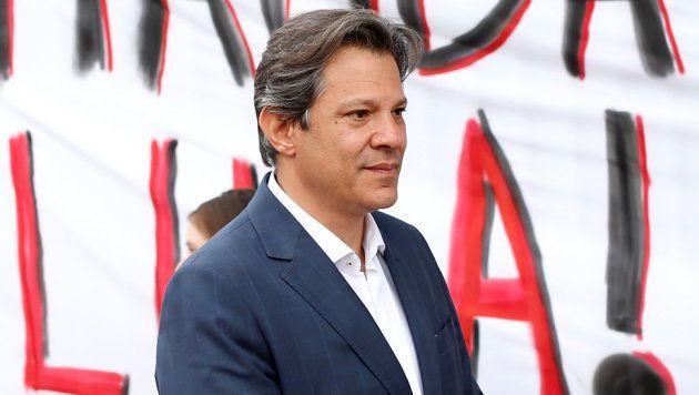Fernando Haddad, del Partido de los