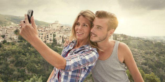 'Selfie and go': Viajar en tiempos de